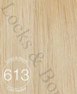 Locks & Bonds Hair Extensions Color 613